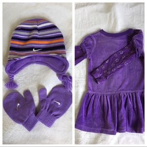 Purple Toddler Girl Bundle